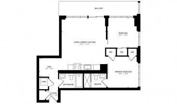 25 Baseball, Toronto, Canada, 2 Bedrooms Bedrooms, ,2 BathroomsBathrooms,Condo,Sold,Baseball,1257