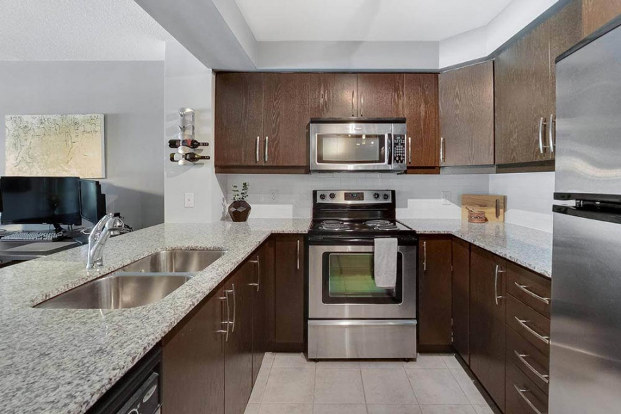 1 Scott St, Toronto, Canada, 1 Bedroom Bedrooms, ,1 BathroomBathrooms,Condo,Sold,1 Scott St,1266