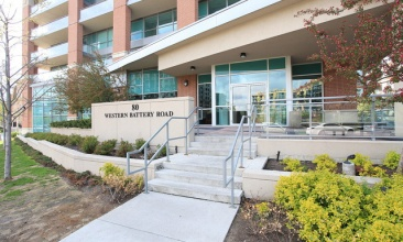 80 Western Battery Rd,Toronto,Canada,1 Bedroom Bedrooms,1 BathroomBathrooms,Condo,Western Battery Rd,7,1026