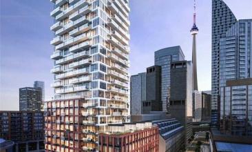 75 Esplanade, Toronto, Canada, 2 Bedrooms Bedrooms, ,2 BathroomsBathrooms,Condo,For sale,75 Esplanade,1289