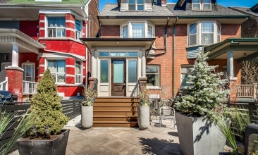 139 Brunswick Ave.,Toronto,Canada,3 Bedrooms Bedrooms,3 BathroomsBathrooms,House,Brunswick Ave.,1045