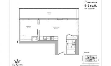 11 Charlotte St.,Toronto,Canada,1 Bedroom Bedrooms,1 BathroomBathrooms,Condo,King Charlotte Condos,11 Charlotte St.,1069