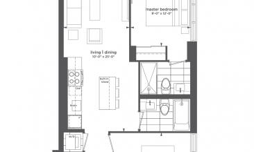 665 Kingston Rd.,Toronto,Canada,2 Bedrooms Bedrooms,2 BathroomsBathrooms,Condo,665 Kingston Rd.,1077